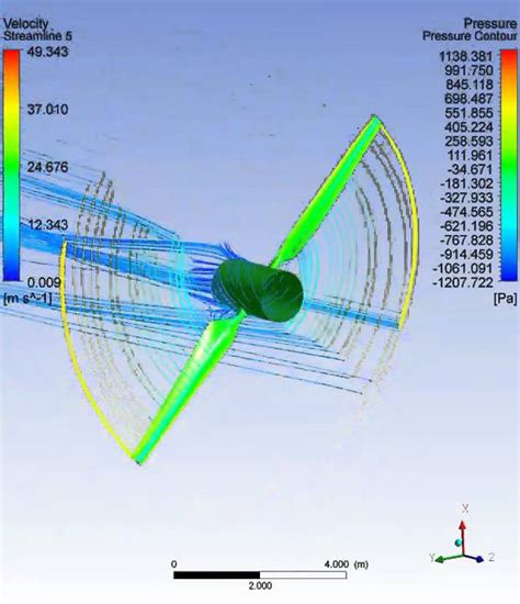 solidworks tutorial wind turbine ansys cfx cfd simulation of a wind turbine youtube