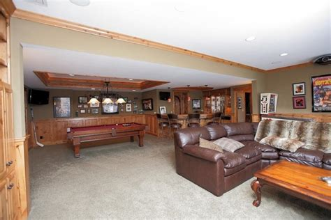Family Entertainment Room Remodels Galley | remodeling rec room photos