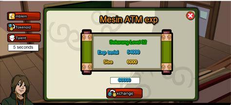 Mesin Atm cheater atm gold atm exp atm mission
