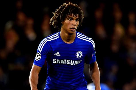 chelsea ake nathan ake is happy after being assured of his chelsea