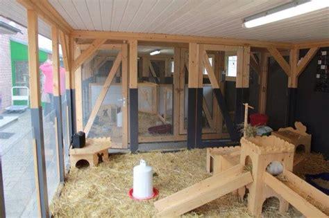 Giant Rabbit Hutch Bunny Enclosure Pic 1 Of 3 House Bunny Set Ups