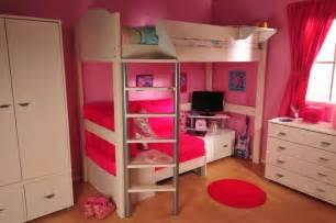 bedroom size bunk bed with desk underneath bedrooms