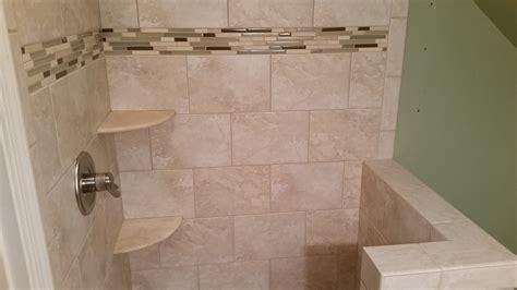 ceramic tile corner shower amazing tile