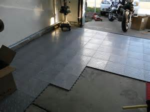 Tiles For Garage Floor Interlocking Garage Floor Tiles Of The Garage Flooring