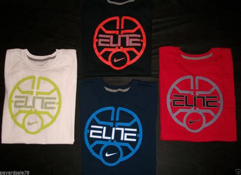 T Shirt Nike Elite By you size color match your sneakers s nike elite