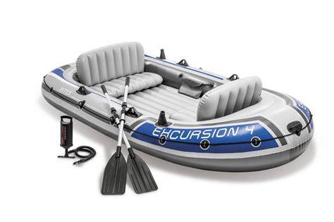 opblaasboot goedkoop intex opblaasboot excursion 4 set vierpersoons