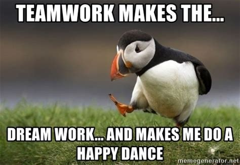 Teamwork Meme - happy dance meme www pixshark com images galleries