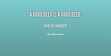 good deed quotes quotesgram