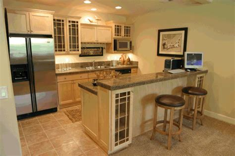 basement kitchen on income property basement