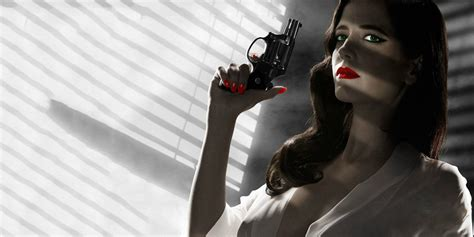 wallpaper eva green sin city eva green and her boobs steal the show in sin city a