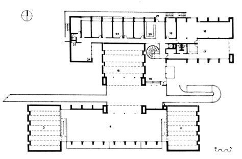 bauhaus floor plan the last gropius legacy the bauhaus archive metalocus