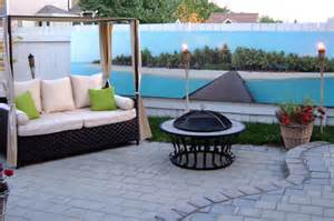 wall for outdoor patios outdoor murals patio edmonton by murals your way
