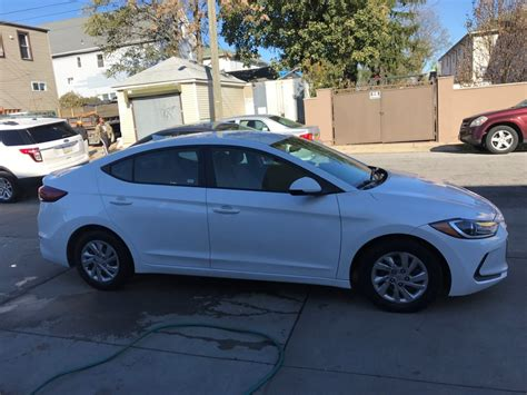 Used Hyundai Elantra by Used 2017 Hyundai Elantra Se Sedan 10 390 00