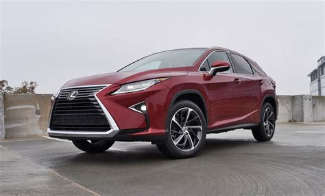 lexus rx 350 comfort package first drive review 2016 lexus rx350 fwd luxury package 10