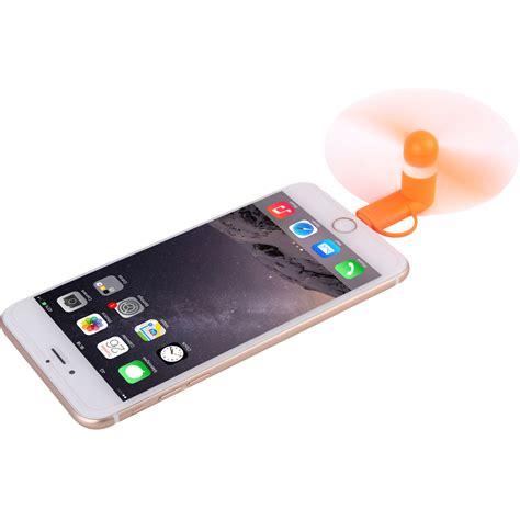 apple zubehör 2 in 1 promo ventilator mit lightning apple und micro