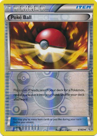 pokeball 67 83 uncommon holo card singles 187 generations collector s cache