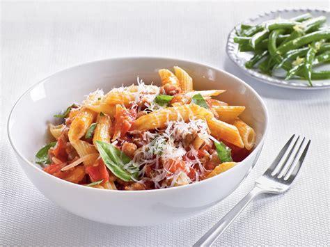 best rated pasta recipes