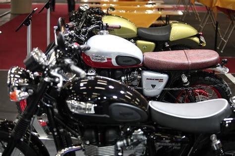 Q Bike Motorrad by Umgebautes Motorrad Triumph Scrambler Von Q Bike Technik