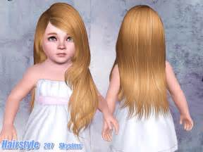 pretty sims cc hairstyles the sims resource tsr hair 207 by skysims sims 3