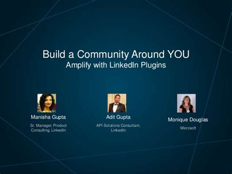 Linkedin Search By Email Api Build A Community Around You Apis The Linkedin Ecosystem Talent