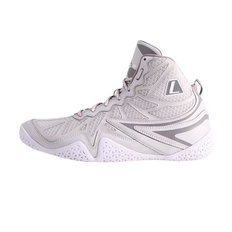 Sepatu Basket League Baru jual league typhoon sepatu basket pria grey