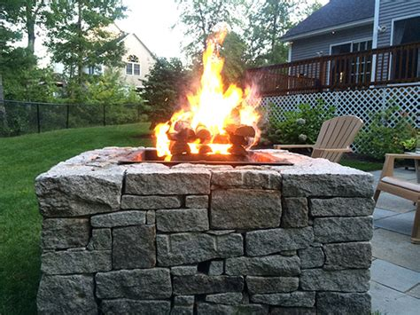nh landscape fire pit outdoor fireplaces outdoor kitchens and pits