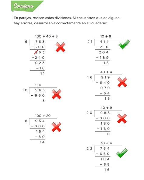 tarea de matematicas de 4 grado 161 mucho ojo bloque iv lecci 243 n 77 apoyo primaria