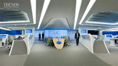tech office pictures hi tech office interiors for envision in shanghai