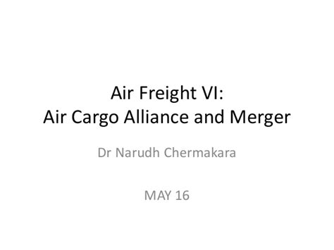 air freight course 6