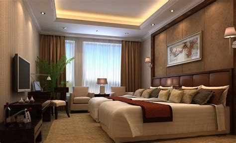 Hotel Living Room Design by Hotel Room 3d Design Renderings 3d House