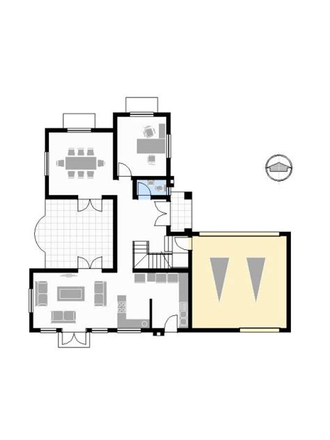 Unique House Plans With Open Floor Plans concept plans 2d house floor plan templates in cad and