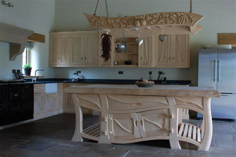 Handmade Wooden Kitchens - beautiful bespoke kitchens specialized kitchens handmade