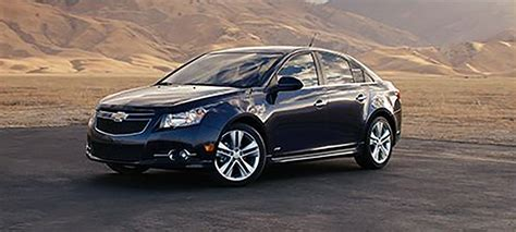features of chevrolet cruze top 5 features of the chevrolet cruze in romeo mi