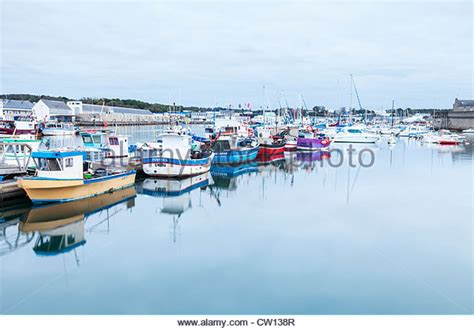 boat auctions france concarneau fish stock photos concarneau fish stock