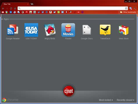 chrome theme reference how to create your own chrome theme cnet