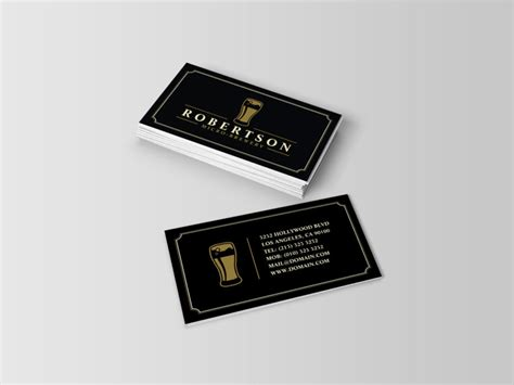 Micro Business Cards
