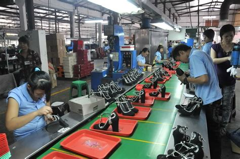 shoes factory us firms move footwear factories to ahead of tpp