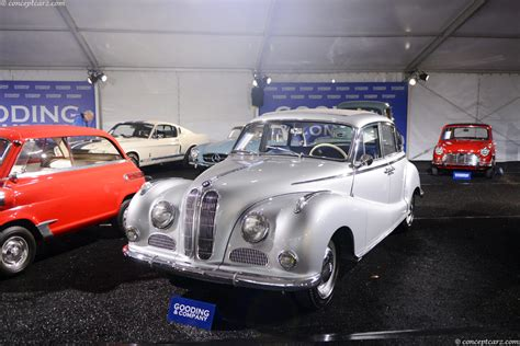 1958 bmw 501 technical specifications and data engine dimensions and mechanical details