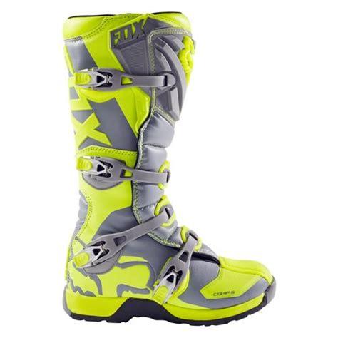 Sepatu Cross Fox Comp 5 Fox Racing Youth Comp 5 Boots Revzilla