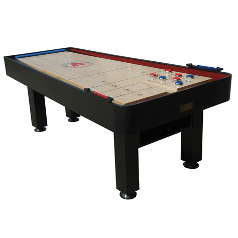 snap back metro shuffleboard table