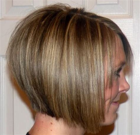pic of back of aline ahaircuts short aline haircuts