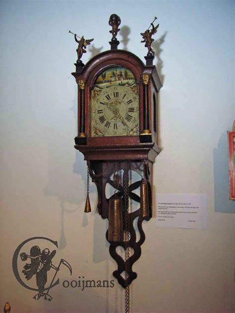 klok schippertje schippertje dutch frisian clocks pinterest klokken