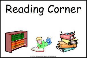 Reading Corner by Reading Corner Posters Chatorioles