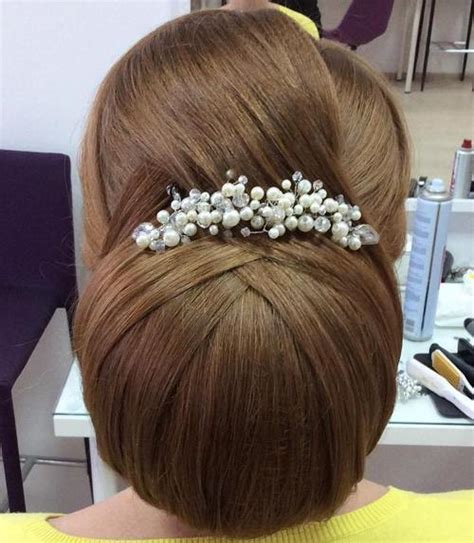 Wedding Hair Big Updos by 40 Chic Wedding Hair Updos For Brides