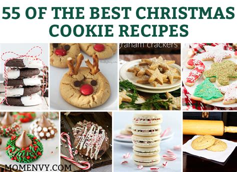 the best christmas cookie recipes 55 of the best recipes