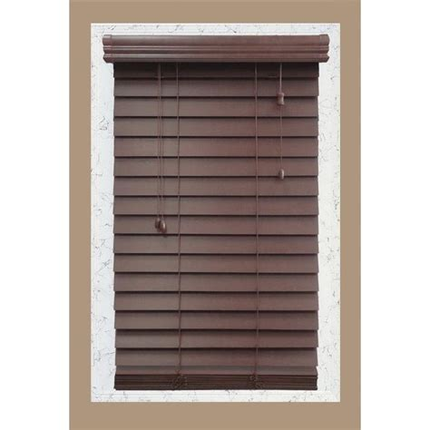 home decorators collection blinds installation instructions wood blinds blinds the home depot