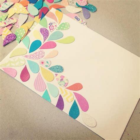 Decoration Enveloppe by Best 25 Envelopes Ideas On Envelope Diy