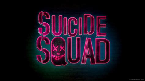 wallpaper hd suicide squad suicide squad wallpaper hd logo