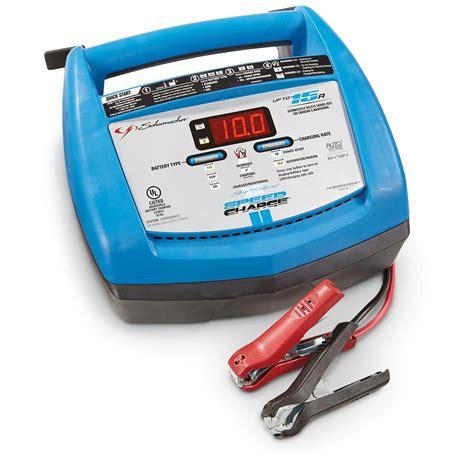 speedcharge battery charger schumacher speedcharge ship n shore battery charger 15