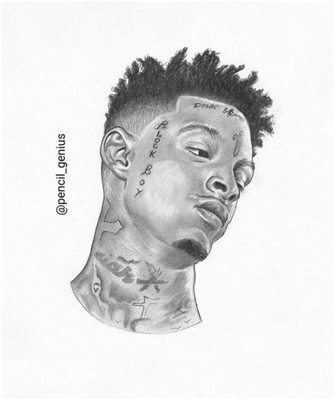 Drawing 21 Savage by Laurent Don On Quot Real From The Bottom